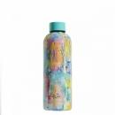 Boca za vodu Puro - 500 ml, Street Art Paint, svijetlo plava