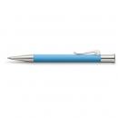 Kemijska olovka Guilloche, plava gulf