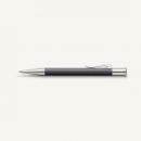 Kemijska olovka Guilloche Cisele, antracit