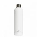 Boca za vodu Puro - 750 ml, Glossy bijela