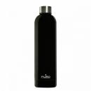 Boca za vodu Puro - 1000 ml, Glossy crna