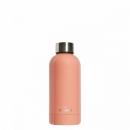 Boca za vodu Puro - 350 ml, Glossy svijetlo narančasta