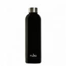 Boca za vodu Puro - 750 ml, Glossy crna